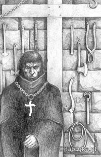 cykl inkwizytorski, ilustracja