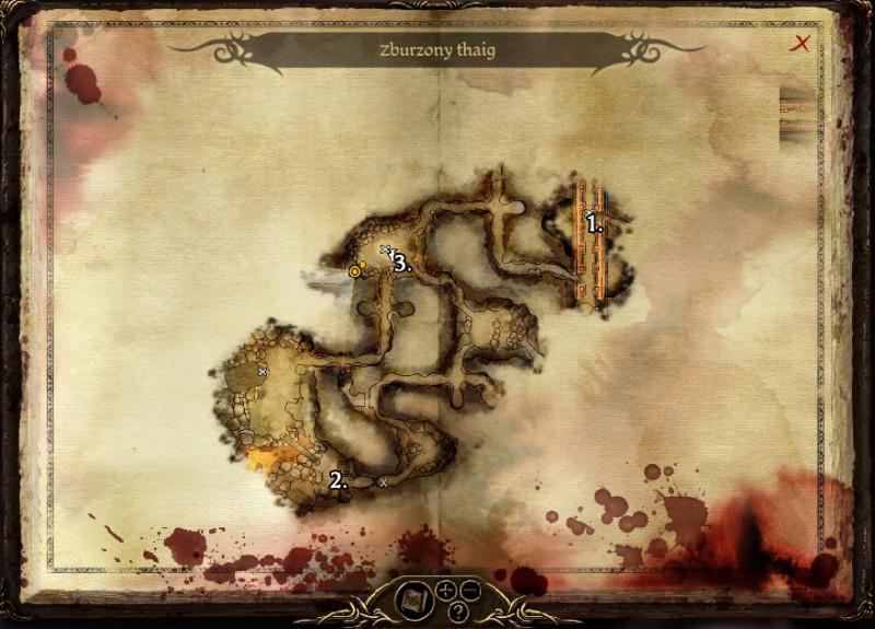dragon age, mapa, solucja, początek, origins