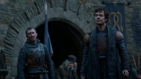 gra o tron, theon greyjoy, dagmer rozcięta gęba
