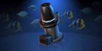 automatyczny podajnik pokarmu dla ryb
