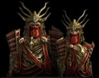 smocza straż, kostium, dragonguard