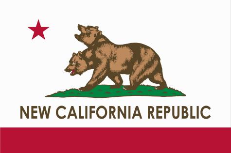 fallout: new vegas, republika nowej kalifornii, flaga