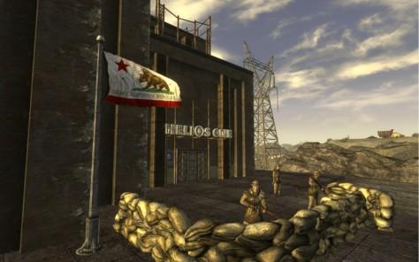 fallout: new vegas, republika nowej kalifornii, helios jeden