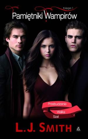 Pamiętniki wampirów. Księga I
