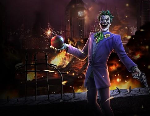 dc universe online, the last laugh, joker