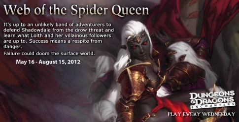 web of the spider queen