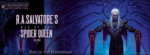 war of the spider queen, rise of the underdark
