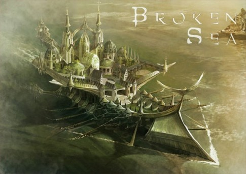 broken sea, neocroe game