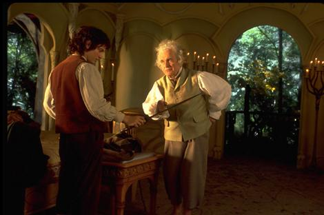 hobbit, frodo baggins, bilbo baggins, frodo, bilbo