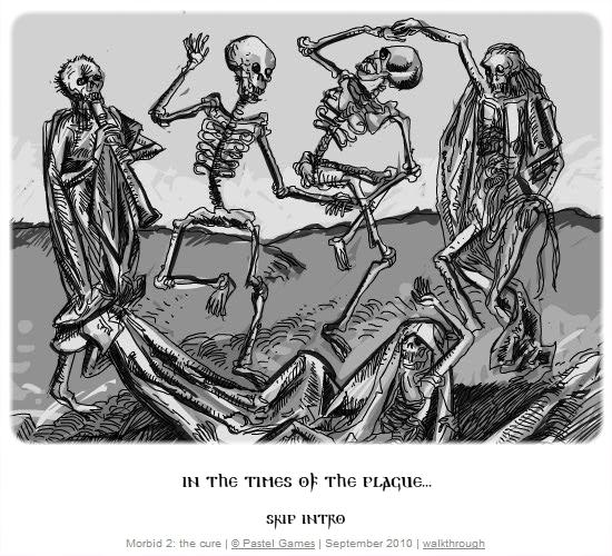 morbid, morbid 2, gra flash, the cure, morbid 2: the cure