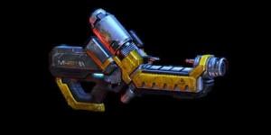 ciężkie bronie, ogniomiot