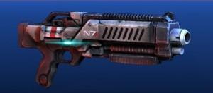 strzelba, n7 krzyżowiec