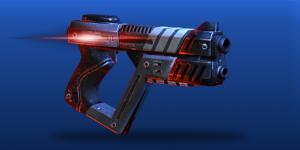 pistolety automatyczne, m-4 shuriken, m-4, shuriken