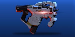 pistolety automatyczne, m-25 szerszeń, m-25, szerszeń
