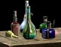 skyrim, alchemia