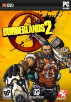borderlands 2, cover, okładka