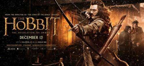 hobbit, pustkowie smauga