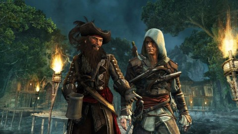 assassin's creed iv, black flag