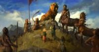 opowieści z narnii, c s lewis, aslan