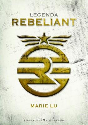 rebeliant, okładka