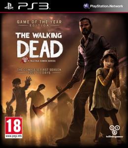 the walking dead, plakat