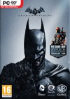 Wygraj Batman: Arkham Origins!