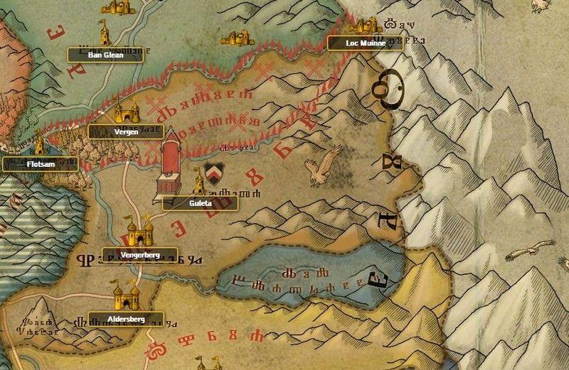 mapa aedirn, mapa, aedirn
