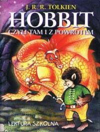 hobbit, okładka
