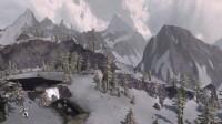 misty mountains, góry mgliste
