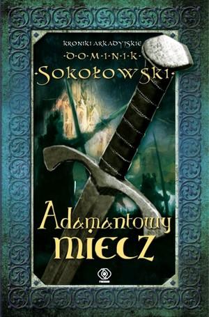 adamantowy miecz, okładka