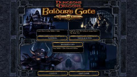 baldur's gate, edycja rozszerzona