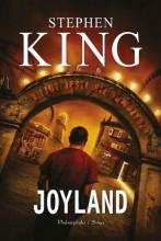 joyland, okładka książki
