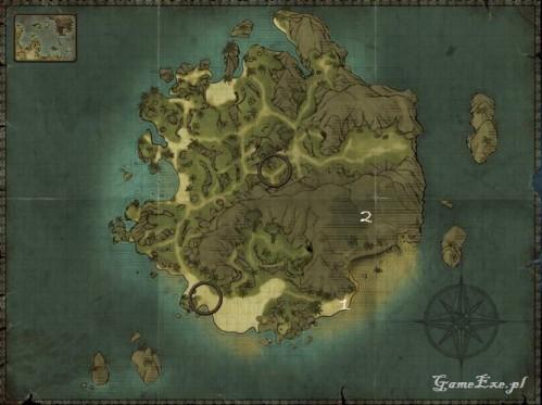 risen 2 mroczne wody, legendarne przedmioty, wyspa złodziei