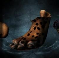 risen 2 mroczne wody, legendarne przedmioty, łapa jaguara