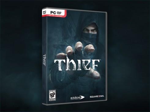 thief, okładka