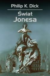świat jonesa, okładka książki
