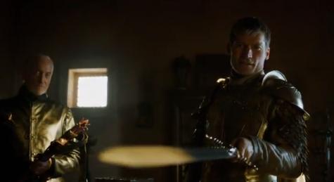 gra o tron, sezon 4, zwiastun, jaime lannister, tywin