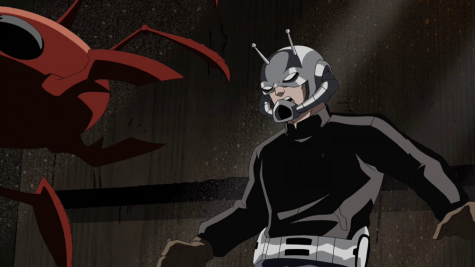 avengers: potęga i moc, ant-man