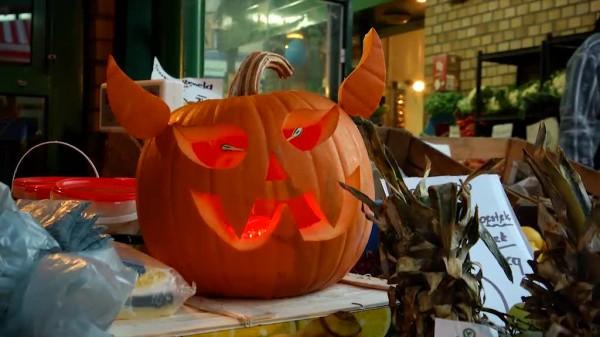 dynia, halloween