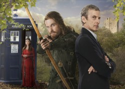 doctor who, robin hood