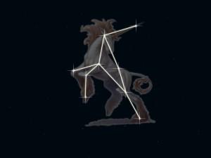 horoskop, jednorożec