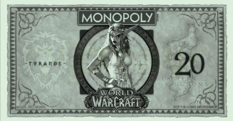 blizzard, world of warcraft, zyski
