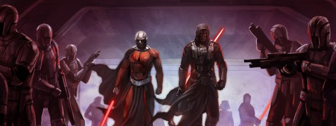 knights of the old republic, revan, malak