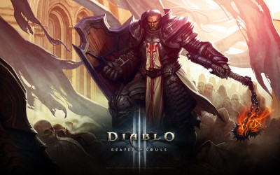 diablo 3, reaper of souls, crusader, krzyżowiec
