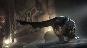 batman, arkham origins, cold cold heart