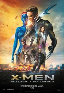 x-men, przeszłość któa nadejdzie, plakat