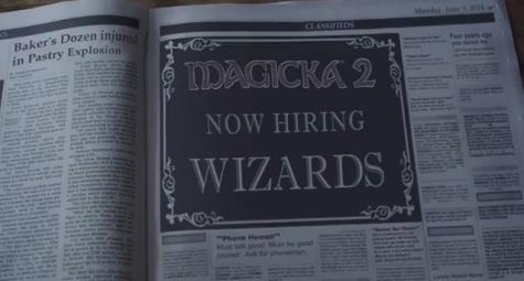 magicka 2, paradox interactive, e3
