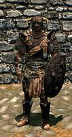 ciężki pancerz, żelazny