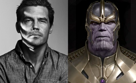 josh brolin, thanos, marvel