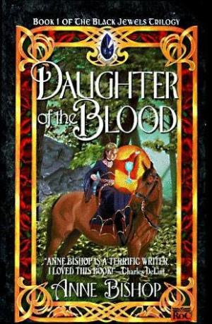 okładka, córka krwawych